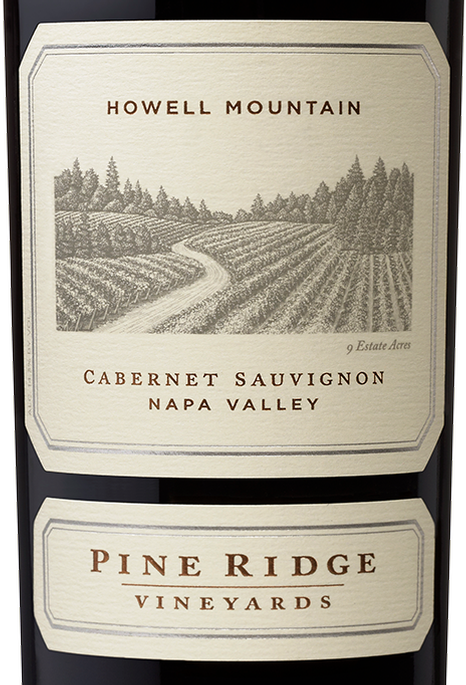 Howell Mountain Cabernet Sauvignon 2015