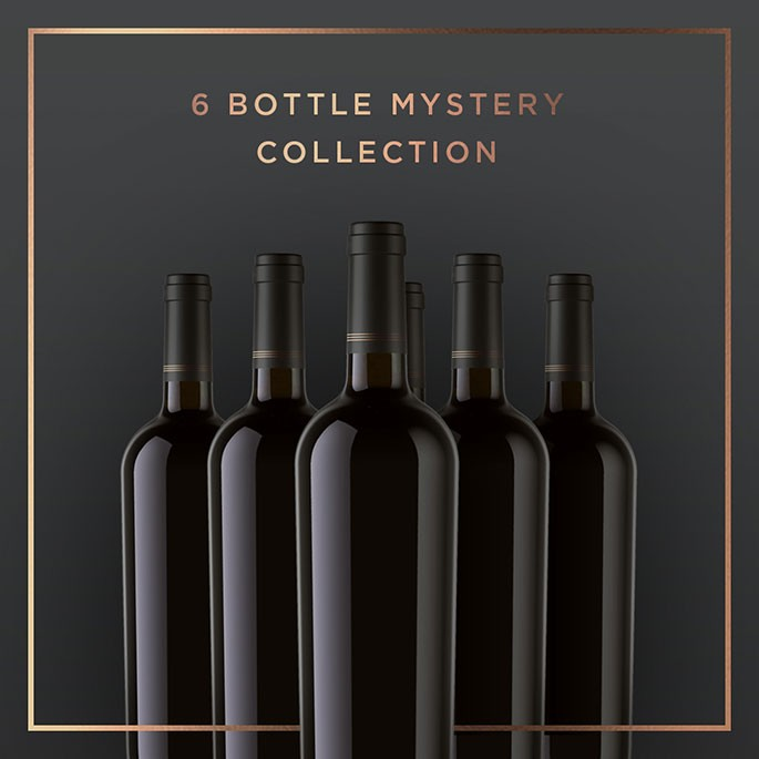 6 Bottle Mystery Collection - Club